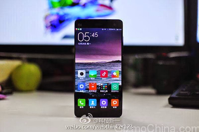 Bocoran Xiaomi Mi5 Dengan Desain Super Tipis
