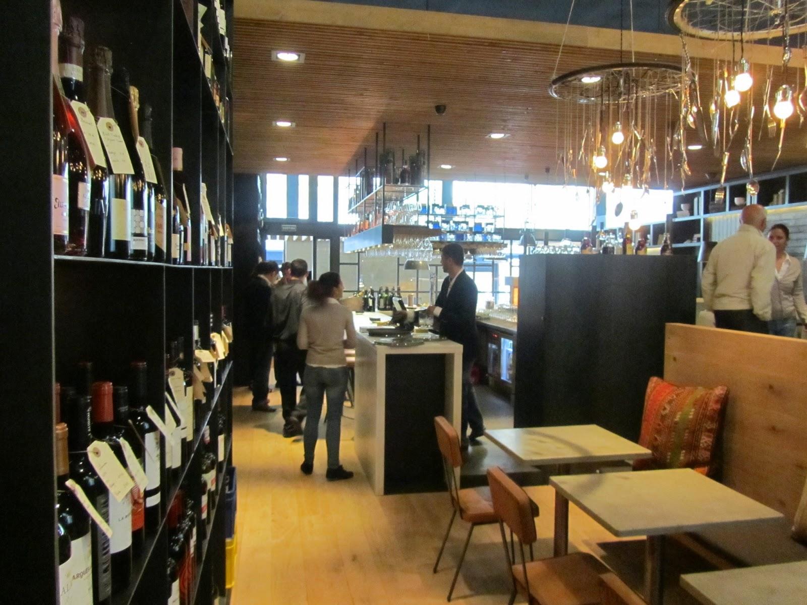 Les receptes del miquel restaurante loria en barcelona - Restaurante 7 puertas barcelona ...