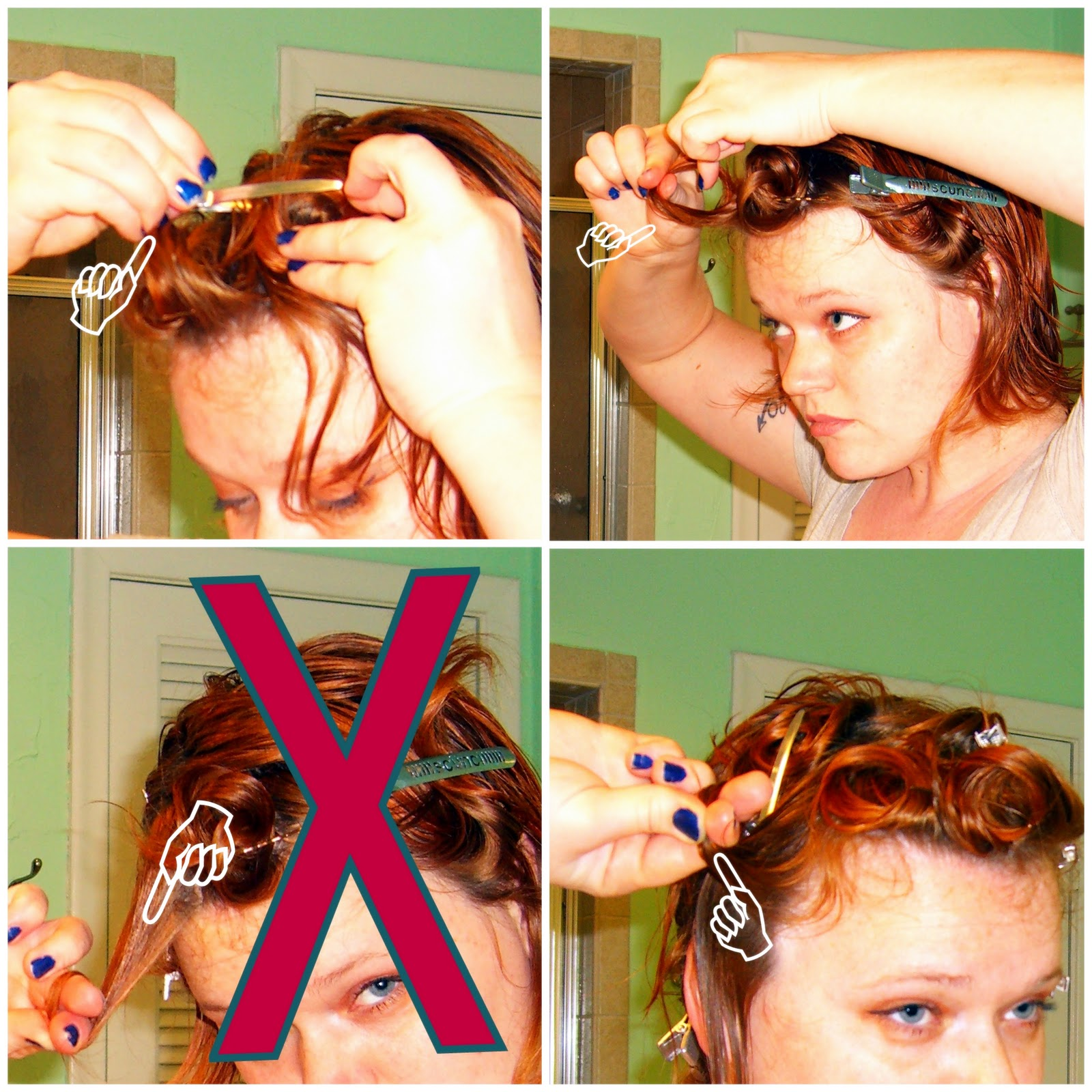 how to do victory rolls hairstyle 66063 pin up hairstyles. Black Bedroom Furniture Sets. Home Design Ideas