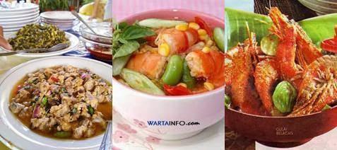 ... wartainfo.com Jenis Makanan Khas 33 Provinsi Yang Ada di Indonesia