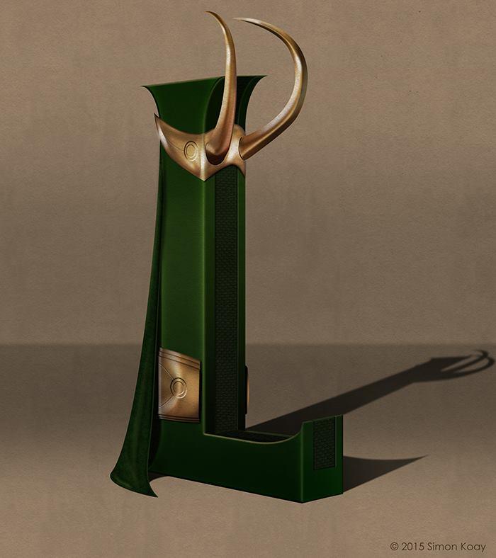 L for Loki