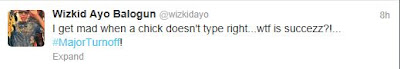 Wizkid Dey Find Tonto Dikeh Trouble For Twitter o