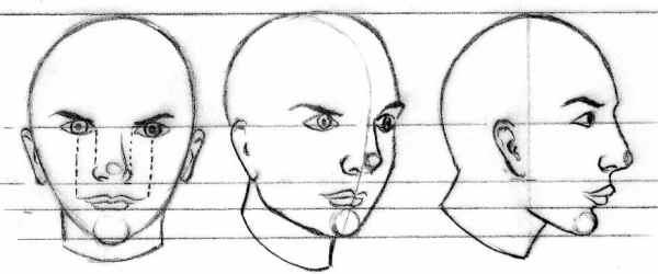 Top Les Trucs de Myrtille: Apprendre à dessiner un visage SU04
