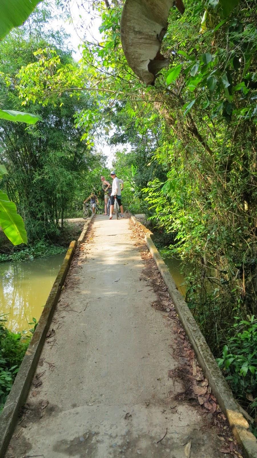 Biking Mekong Delta 9