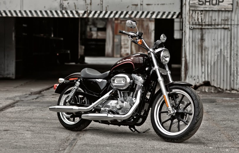 Harley Davidson SuperLow Bike Going To Launch In India In 2015