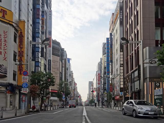 新宿通り,新宿駅前〈著作権フリー無料画像〉Free Stock Photos