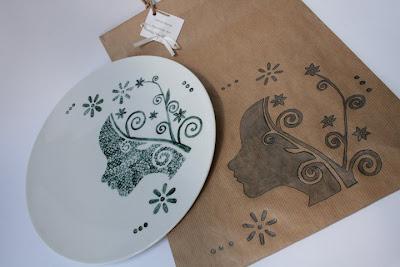 Opakowanie porcelany