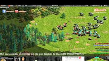 4 vs 4 | GameTV vs Hà Nội 13-11-2014