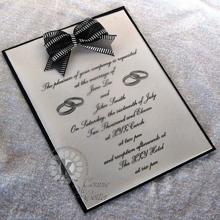 Really Reasonable Ribbon Blog DIY Simple Elegance Wedding