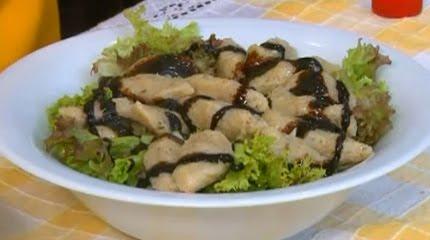 Bulgur Köfteli Salata (Bello Köftesi) - Videolu Tarifi