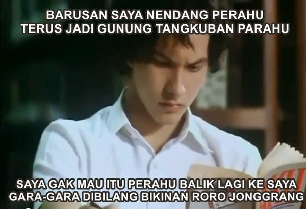 Meme Roro Jonggrang