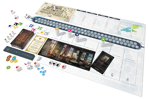 Essen Preview T.I.M.E. Stories