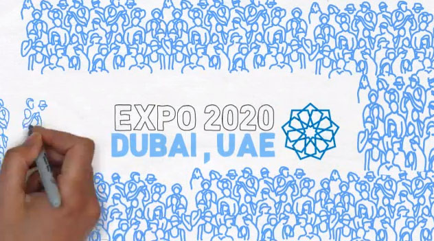 Dubai UAE Expo 2020 Master Plan