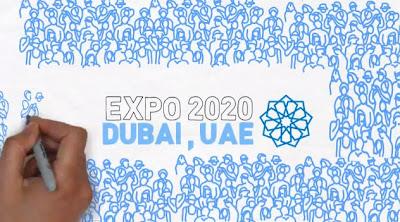 Expo 2020 Dubai, UAE - Ben Ouattara, Dubai Expo 2020 Ambassador