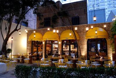 Dicas de São Paulo: Restaurante Serafina