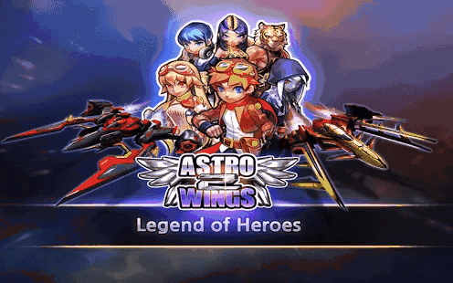AstroWings2 Legend of Heroes mod apk