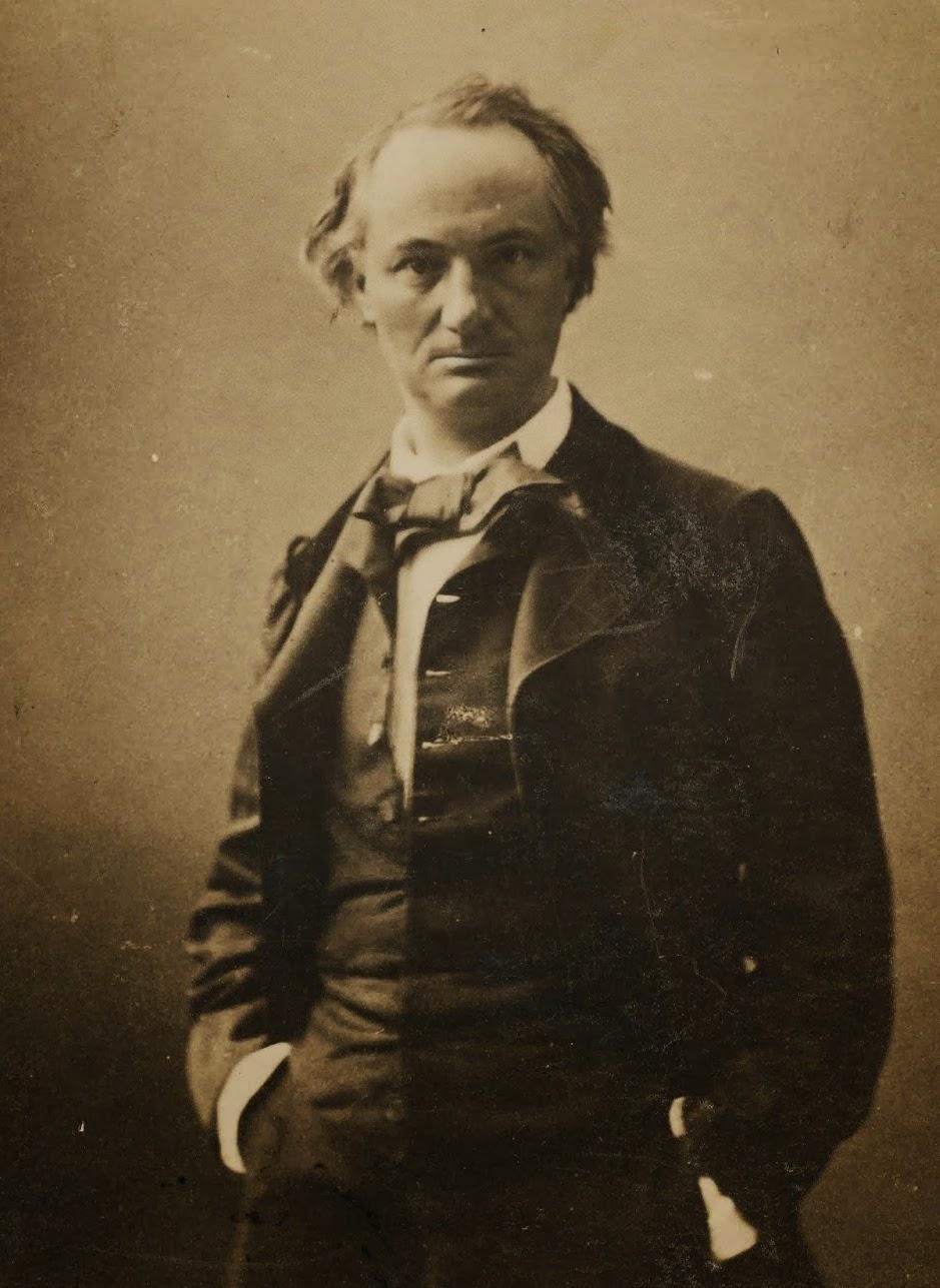 """«""""Nada gusta porque sí"""", decía Baudelaire...»"""
