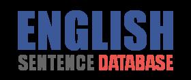 English Sentence Database