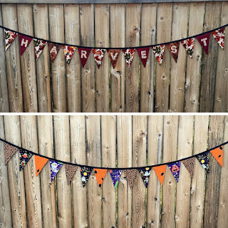 Quiltsmart reversible banner flags