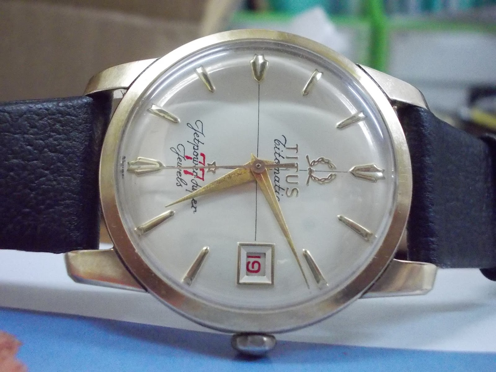 watches king manual vintage jam beat wind seiko pesona hi