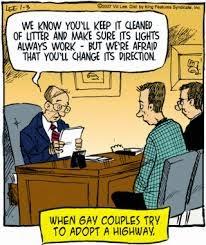 Gay adoption pro and