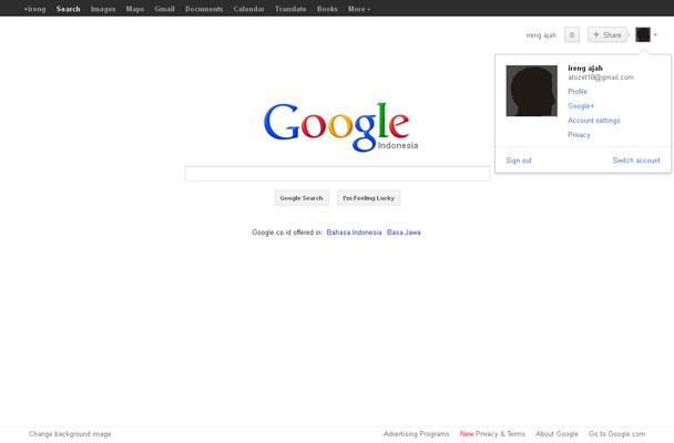 menghapus clear cookies pada google