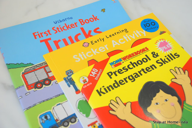 activity books for kids while traveling