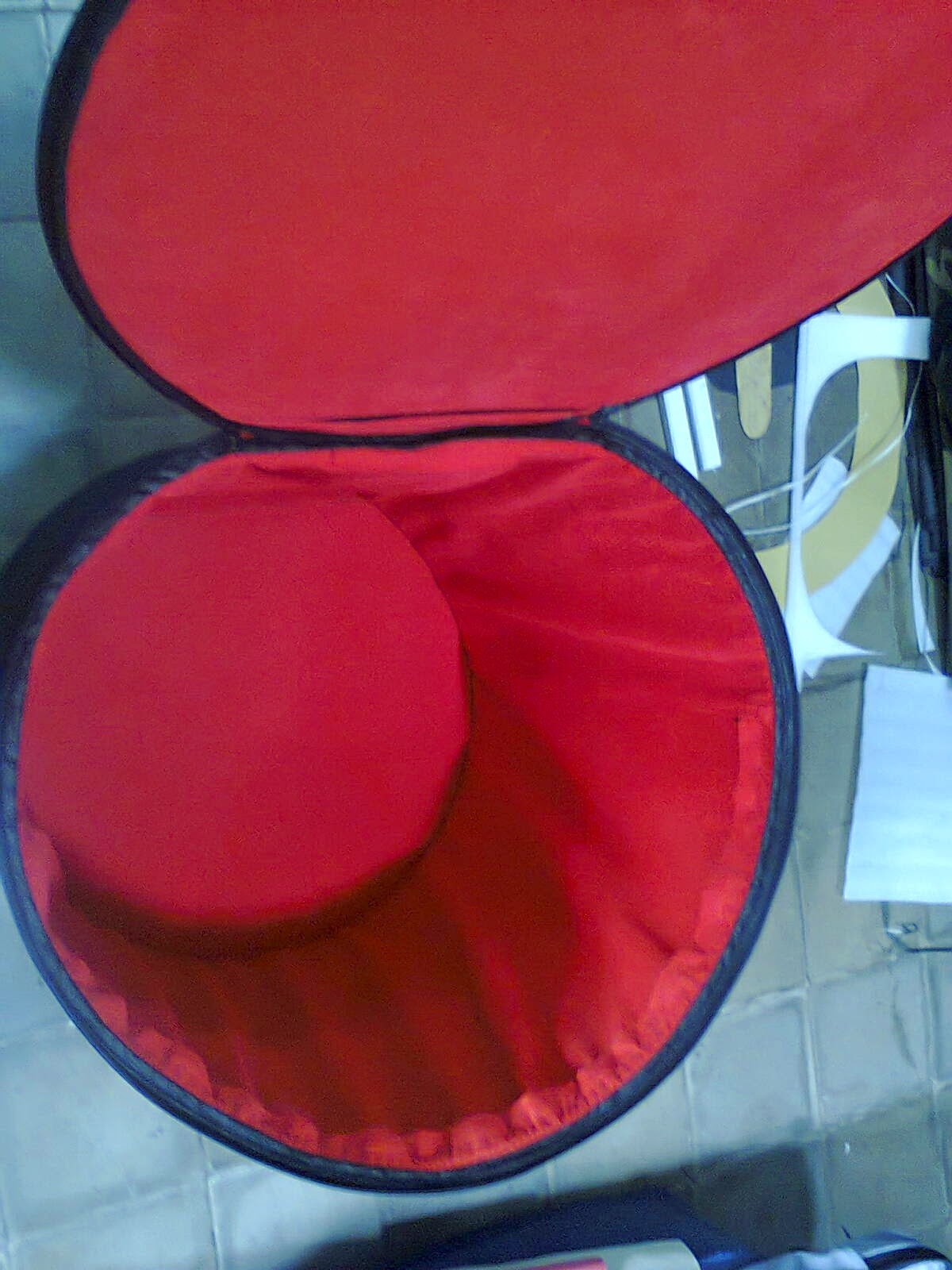Softcase Bass Drum Custom Ringan Murah busa tebal