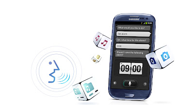 Samsung Galaxy S3 - Smart Voice