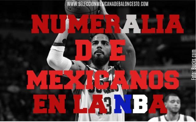 Los Mexicanos en la NBA