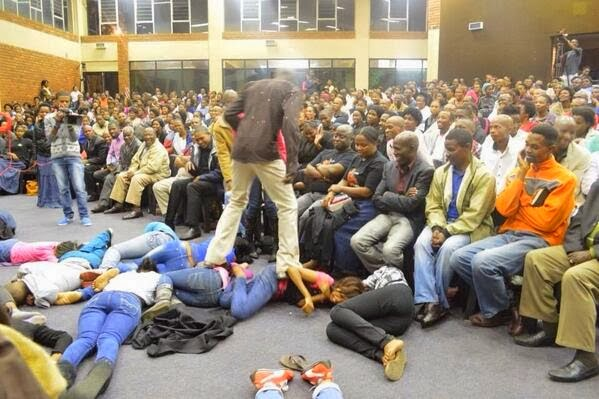 Photos of Pastor Lesego Daniel