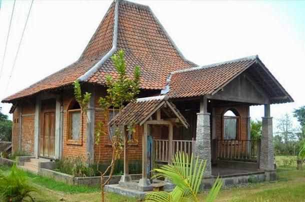 Contoh Rumah Klasik Jawa Minimalis Gambar Desain Terbaru