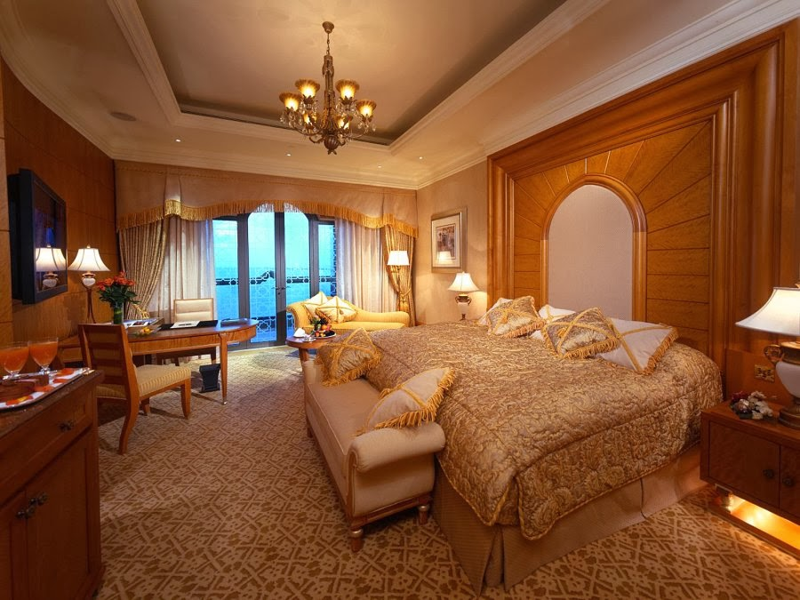 Passion For Luxury Palace Suite Of The Emirates Palace