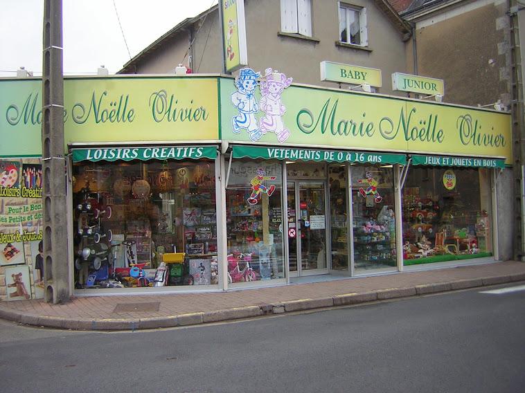 la boutique du Père Noël