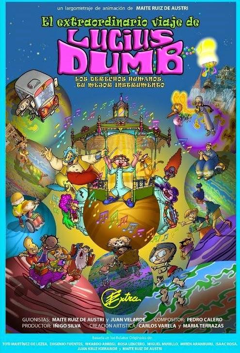 Ver El Extraordinario Viaje De Lucius Dumb (2014) Online
