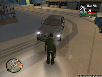 GTA San Andreas Snow Mod - screenshot 17