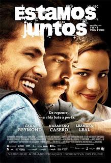 Filme Poster Estamos Juntos DVDRip XviD & RMVB Nacional