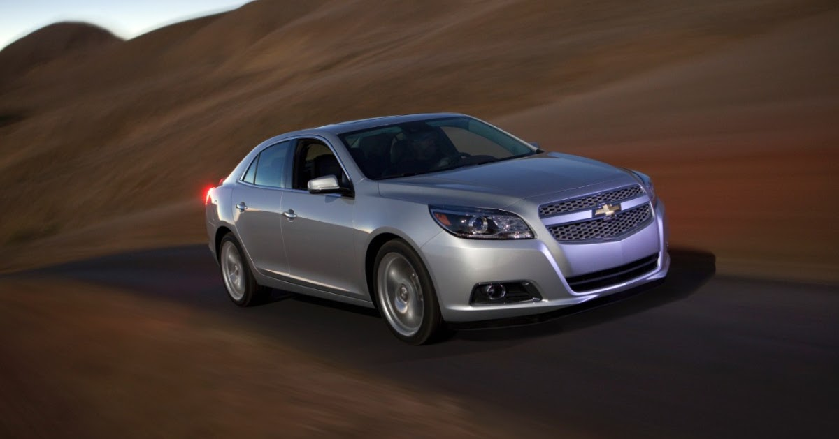 new car review 2013 chevrolet malibu turbo. Black Bedroom Furniture Sets. Home Design Ideas