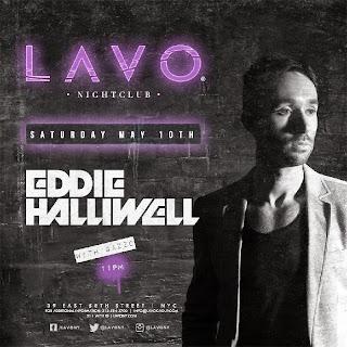 Eddie Halliwell - Lavo - May 10, 2014
