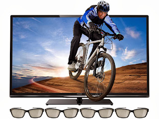 TV 3D LED 42 Philips 42 Full HD 1080p