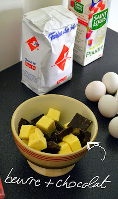 beurre et chocolat bol