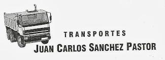 Transportes Juan Carlos Sanchez Pastor