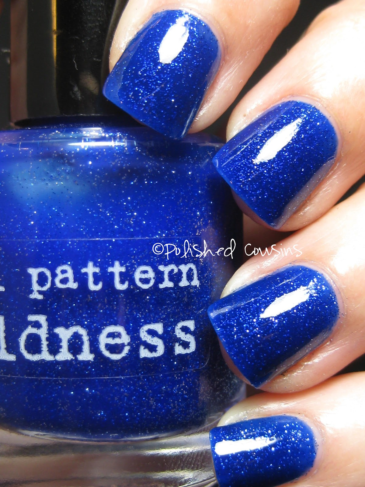 Polished Cousins: Nail Pattern Boldness- Bigger on the Inside and ...
