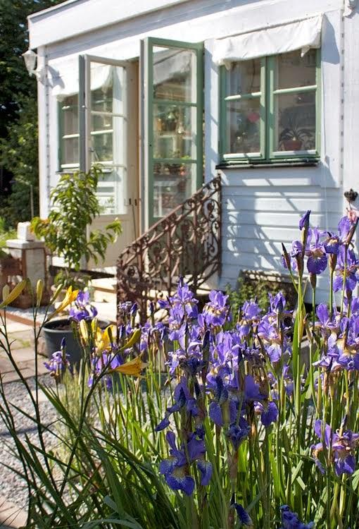 Rubens Rabatter skriver om Sanda Cottage