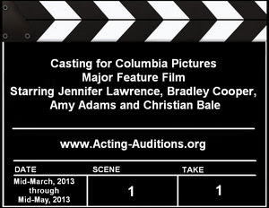 Untitled David O. Russell Project Casting Auditions
