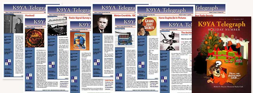 K9YA Telegraph