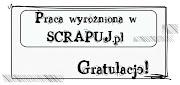 wyróznienie w Scrapuj.pl
