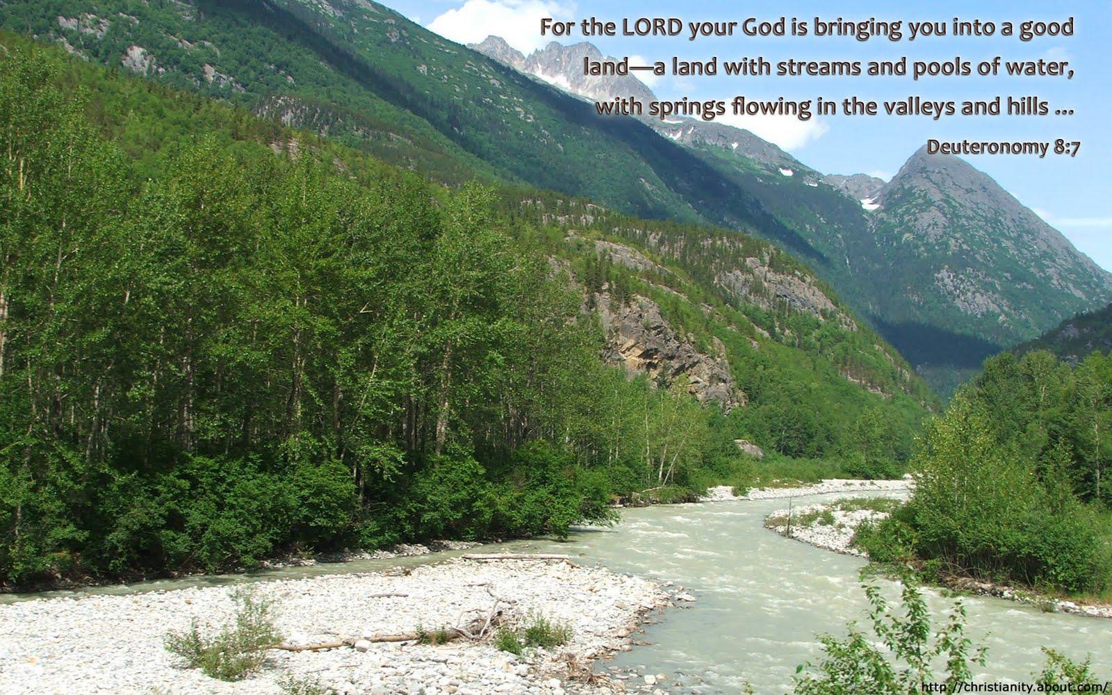 Inspiring Bible Verse Wallpaper  Bible Quotes