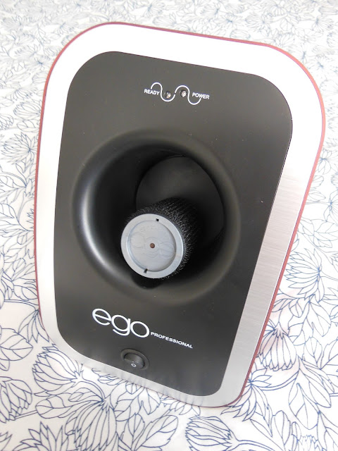 Ego Boost hair curling system