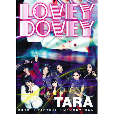 T-Ara Fifth Mini Album Release Funky Town